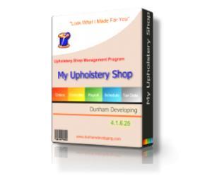 Enlarge My Upholstery Shop Screenshot