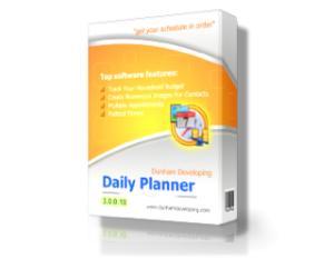 Enlarge Daily Planner Screenshot