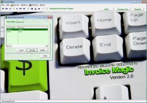 Enlarge Invoice Magic Screenshot