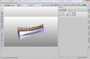 Enlarge Aurora 3D Text & Logo Maker Screenshot