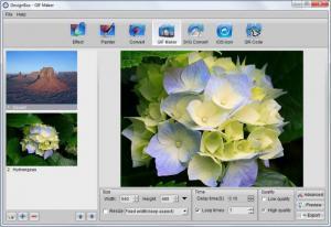 Enlarge Design Box Screenshot