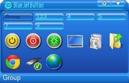 Enlarge Blue Jet Button Screenshot