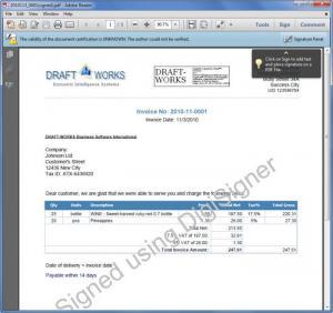 Enlarge BusinessManager Screenshot