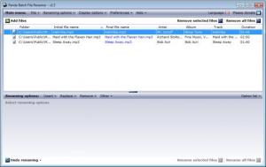 Enlarge Panda Batch File Renamer Screenshot