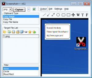 Enlarge Screenshot++ Screenshot