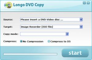 Enlarge Longo DVD Copy Screenshot