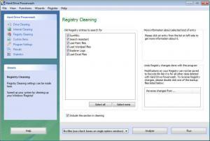 Enlarge Hard Drive Powerwash Premium Screenshot