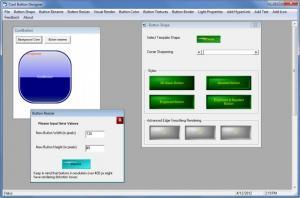 Enlarge Cool Button Designer Screenshot