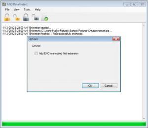 Enlarge ANG DataProtect Screenshot