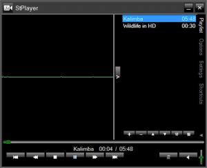 Enlarge StPlayer Screenshot