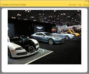 Enlarge CCFinder Screenshot