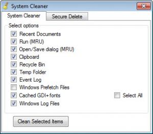 Enlarge Secure Folder Screenshot