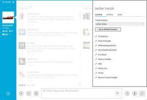 Enlarge MetroTwit Screenshot