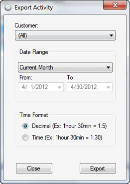 Enlarge Simple Task Timer Screenshot