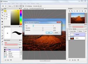 Enlarge FireAlpaca Screenshot
