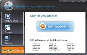 Enlarge EXErrorsFix Screenshot