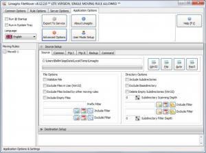 Enlarge Limagito FileMover Screenshot
