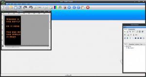 Enlarge Sorc Flash Creator Screenshot