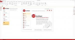 Enlarge PDFArchitect Screenshot