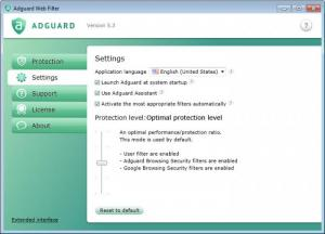 Enlarge Adguard Screenshot