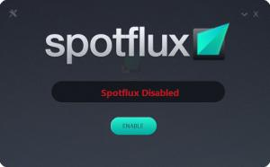 Enlarge Spotflux Screenshot