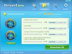 Enlarge DriverEasy Screenshot