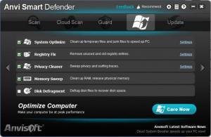 Enlarge Anvi Smart Defender Screenshot