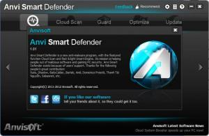 Enlarge Anvi Smart Defender Screenshot