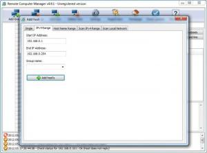 Enlarge Remote Computer Manager Screenshot