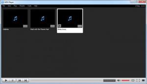Enlarge Tomabo MP4 Player Screenshot