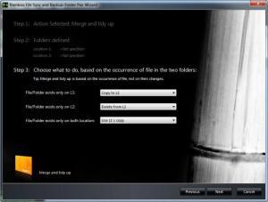Enlarge Bamboo File Sync and Backup Screenshot