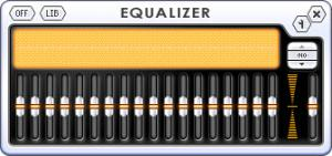 Enlarge BeePlayer Screenshot