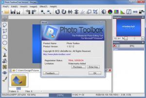 Enlarge Photo Toolbox Screenshot