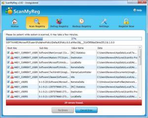 Enlarge ScanMyReg Screenshot