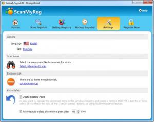 Enlarge ScanMyReg Screenshot