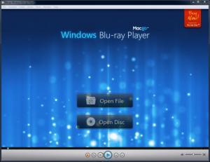 Enlarge Mac Blu-ray Player Screenshot