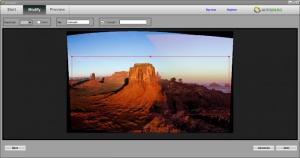 Enlarge AcroPano Photo Stitcher Screenshot