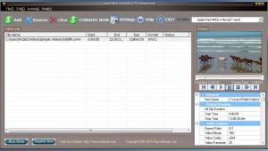 Enlarge Kazi Video Converter Screenshot