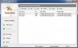 Enlarge FolderMill Screenshot