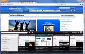 Enlarge Axis Firefox Screenshot