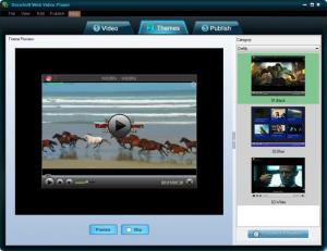Enlarge SocuSoft Web Video Player Screenshot