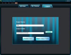 Enlarge SocuSoft Web Video Player Screenshot