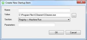 Enlarge SterJo StartUp Monitor Pro Screenshot