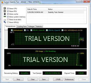 Enlarge AIDA64 Extreme Edition Screenshot