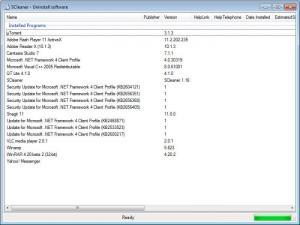 Enlarge SCleaner Screenshot