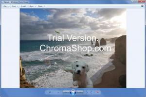 Enlarge Chroma Photo Pro Screenshot