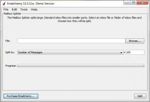 Enlarge Emailchemy Screenshot