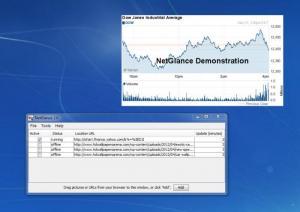Enlarge NetGlance Screenshot