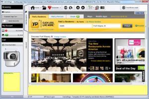 Enlarge CatchaPage Screenshot