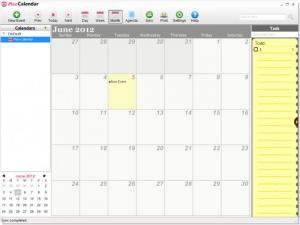 Enlarge Moo Calendar Screenshot